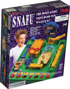 Snafu board game (Tomy)