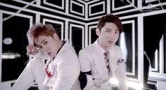 "TVXQ Transform into Gorgeous High-Rollers in ""Spellbound"" MV #동방신기 #수리수리"