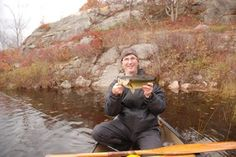 Late season bass fishing and camping in the Kawartha Highlands Provincial Park. By Kevin Callan