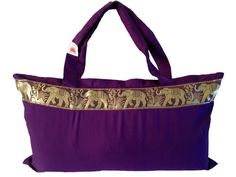 Slimline yoga kit carrier (Purple) Yoga Mat Bag 54053fc33ca00