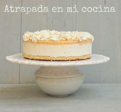 Atrapada en mi cocina: TARTA HELADA DE WHISKY