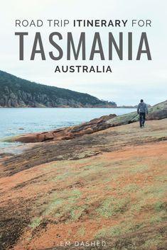 australia travel - Tasmania Road Trip Planning Tips and Our NineDay Itinerary Australia Travel Guide, Visit Australia, Western Australia, South Australia, Tasmania Road Trip, Tasmania Travel, Travel Advice, Travel Guides, Travel Tips