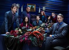 NBC Hannibal Cast