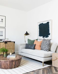 Calabasas Remodel: Casita Lounge Reveal. LIVING ROOM DECORHome ...