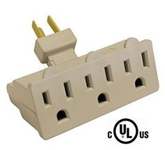 3 way grounded plug - Google Search