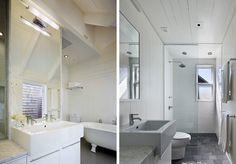 Murdock Solon Architects - Lake House - Bathrooms