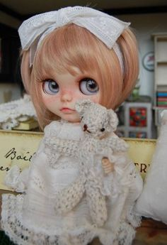 §shanana§ No.52 Custom Blythe - Auction - Rinkya
