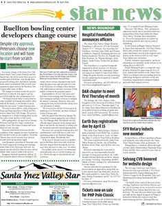 Santa Ynez Valley Star - article on Live Oak Lanes #bowlingalley #buellton #santaynezvalley #syvstar #liveoaklanes #news #issuu