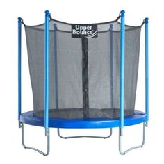 assemble round trampoline instructions