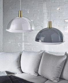 KUPLAT-kattovalaisin. Design Yki Nummi. Decor, Furnishings, Inspiration, Light, Sweet Home, Home And Living, Interior, Pendant Light, Home Decor