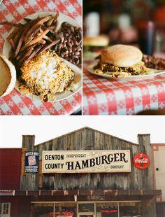 Denton County Hamburger Co., Texas