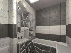 brutal-bathroom on Behance