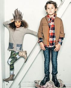 People posing kids like this is STUPID. Also, tight pants on a little boy with too much hair gel. Come on. I just can't. STUPID.