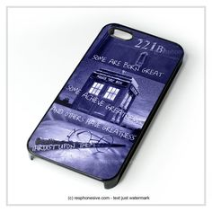 Sherlock Holmes Door Galaxy Quotes iPhone 4 4S 5 5S 5C 6 6 Plus , iPod 4 5 , Samsung Galaxy S3 S4 S5 Note 3 Note 4 , HTC One X M7 M8 Case