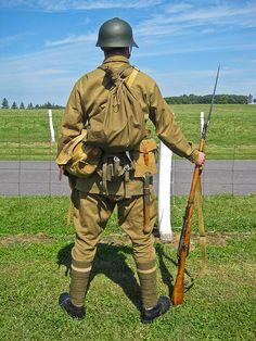 Soviet soldier 1940