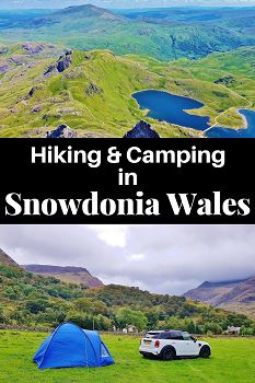Hiking & Camping in Snowdonia Wales with MINI Countryman - MelbTravel
