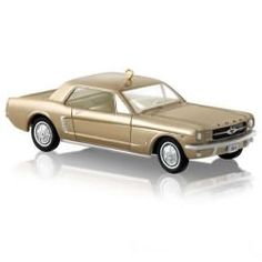2014 1965 Ford Mustang Ornament