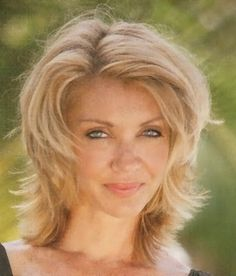 Hairstyles for women over 40 http://scorpioscowl.tumblr.com/