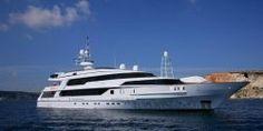 Oceanco Motor Yacht 163'