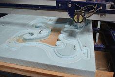 Home Decor | Table Carving Master Craftsman http://nataliescottdesigns.com/