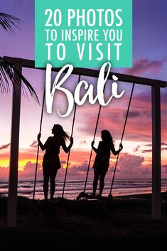Visit Bali Inspiration