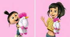 Here's How These 10 Cartoons Will Look Like As Adults