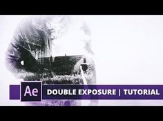 True Detective Title | Double Exposure | After Effects Tutorial - YouTube