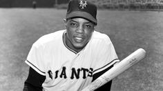 Willie Mays-The Say Hey Kid