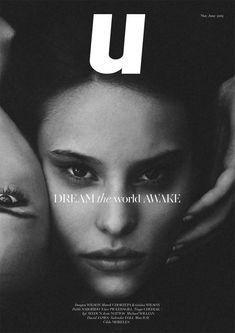 U Magazine - U Magazine June 2012 Jaqueline & Bruna Bueno photographed by Michael Willian