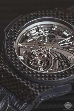 Now on WatchAnish.com - Our US Tour with Hublot.
