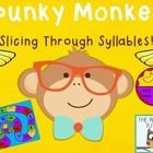 Thank you for your download! I'm happy to share Spunky Monkey with all of you! This is a game to review and practice syllable types and syllabicati...