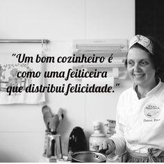 Nossa feiticeira acontece na cozinha. #cook 🌱🐔🐄🍫🍰 @donamanteiga #donamanteiga #danusapenna #amanteigadas #gastronomia #food #bolos #tortas www.donamanteiga.com.br Foto: Clarissa Ikeda @clarissaikeda