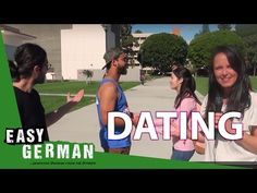 Dating | Super Easy German (8) - YouTube
