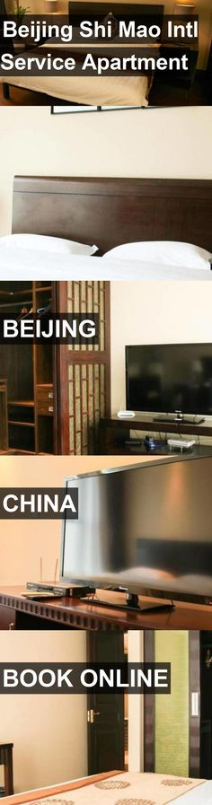 Hotel Beijing Shi Mao Intl Service Apartment in Beijing, China. For more information, photos, reviews and best prices please follow the link. #China #Beijing #BeijingShiMaoIntlServiceApartment #hotel #travel #vacation
