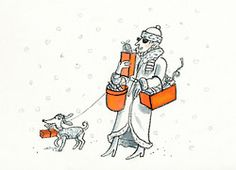 #Hermes Drawing by Alice Charbin for www.hermes.com