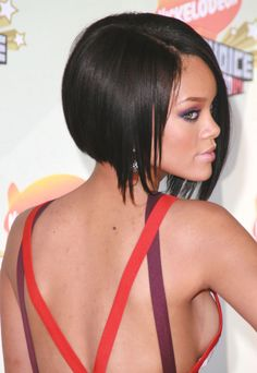 Another Bob that I'm kinda living for right now!  Yes Rihanna!