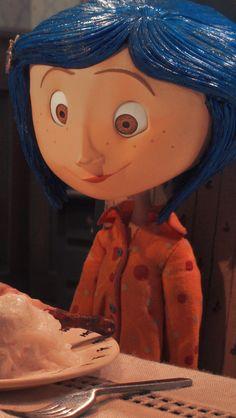 Coraline Jones, Coraline Movie, Coraline Doll, Arte Tim Burton, Tim Burton Films, Cartoon Wallpaper, Disney Wallpaper, Desenhos Tim Burton, Coraline Aesthetic