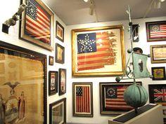 66 Best American Flag Frame Images Framed American Flag Little