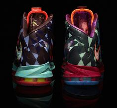 4dbea2c05a88 Nike Marks Lebron James s MVP Title with the Lebron X MVP Shoe  To  celebrate LeBron James s historic fourth NBA MVP title