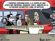 Tertulias en TVE