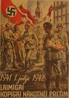 Latvijas propaganda - AD под названием МИР