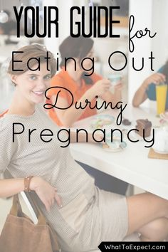 Before you eat out during pregnancy, read this