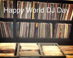 Happy World DJ Day