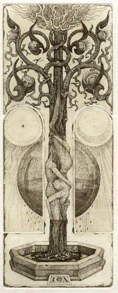 The Iona Tarot deck | Tarotator