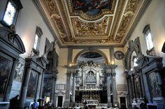 Firenze - Basilica di San Marco - interno