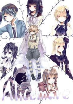 Alice Mare fanart :) ( not by me )