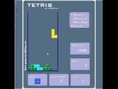 tetris online kostenlos spielen ohne anmeldung - YouTube