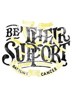 A gold ribbon, the well recognized symbol of childhood cancer, is deliberately woven through the letters of this piece to demonstrate the strength of each child facing a unique struggle and the support provided by the Jessie Rees Foundation. The bold coloring captures the incomparable optimism these children share because of your support for the obstacles ahead.