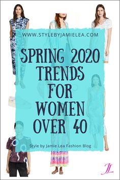 Spring 2020 Trends Any Woman Can Wear 60 Fashion, Ny Fashion Week, Fashion 2020, Fashion Tips, Spring Summer Trends, Spring Fashion Trends, Spring Style, Winter Wardrobe Essentials, Wardrobe Basics