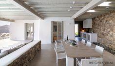 Luxury Mykonos Villas, Mykonos Villa Vaughn, Cyclades, Greece
